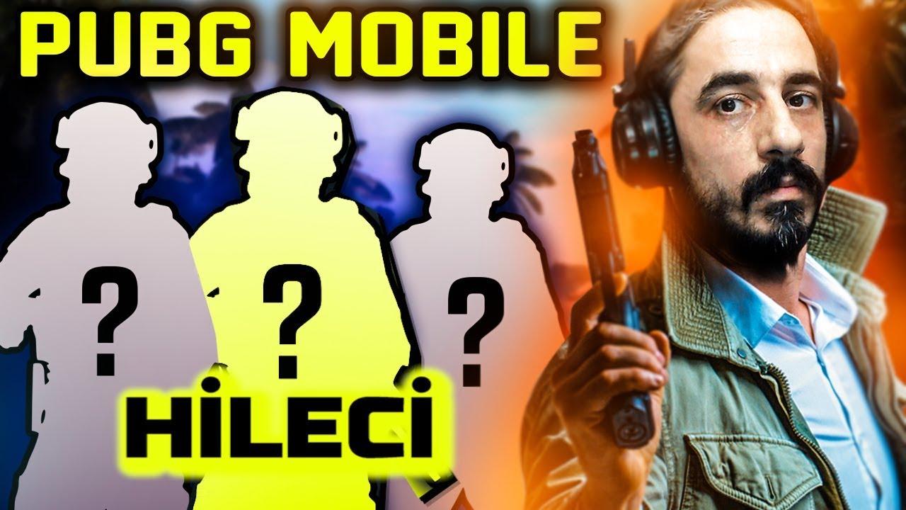 HİLECİ GELDİ !! - PUBG Mobile Hile Sorunu