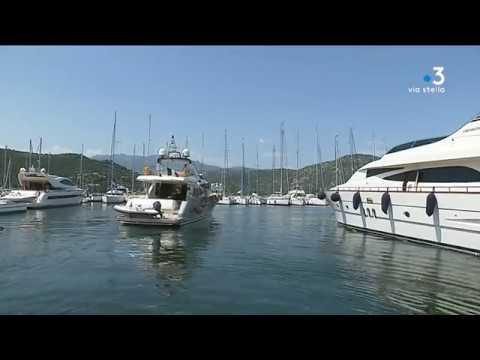 Haute-Corse – Le port de Saint-Florent garde son Pavillon Bleu