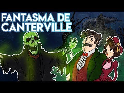 El FANTASMA De CANTERVILLE De Oscar WILDE   RESUMEN   Draw My Life