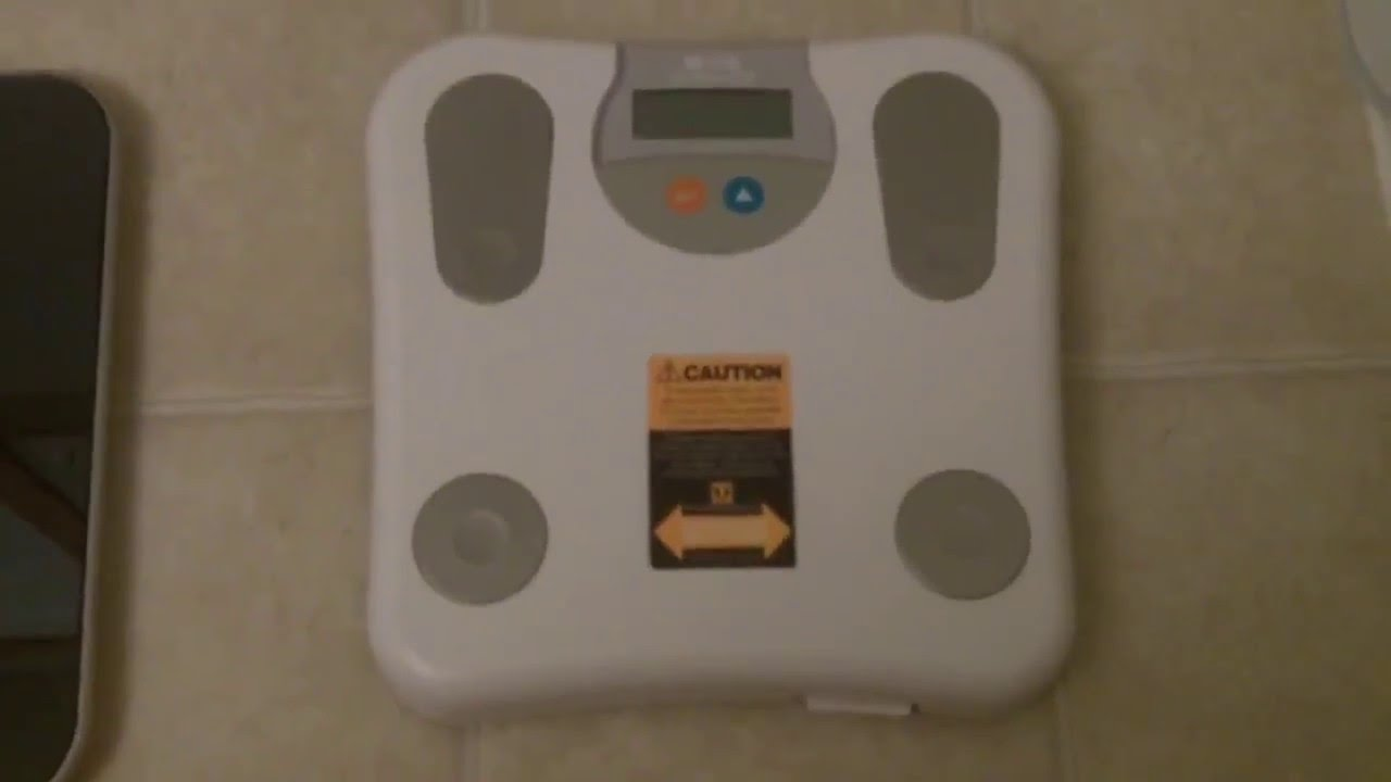 eatsmart precision digital bathroom scale manual