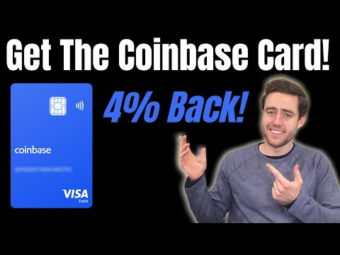 How To The Coinbase Card And Earn Free Bitcoin On Coinbase