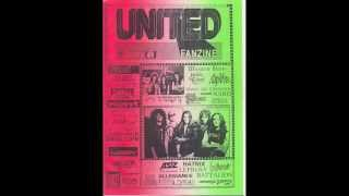 United Fanzine, (1994. from Heavy Metal DJ Musto) - Winters Bane