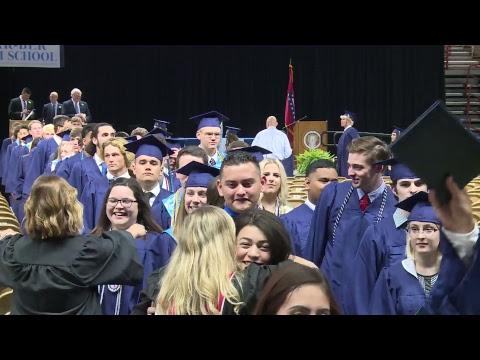 Springdale Har-Ber High School Graduation | Class of 2018