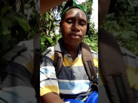 Gadis papua dengan suara merdu #papua #merdu #dangdut