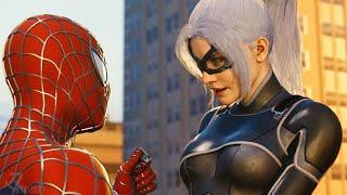 Spider-Man PS4 Fantastic Four DLC