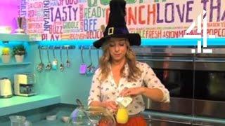 Spooky Halloween Punch Recipe  Sunday Brunch