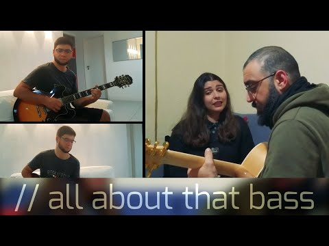 All About That Bass | Têco Lopes, Lali Souza E Lubisco (Meghan Trainor Cover)