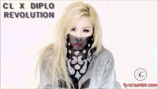 audio cl x diplo revolution live at sia 2014
