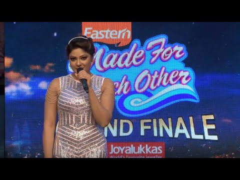 Made for Each Other I Ep 100 - Grand Finale Event I Mazhavil Manorama