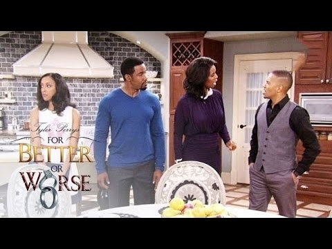Todd Botches the Blind Date  Tyler Perry's For Better or Worse  Oprah Winfrey