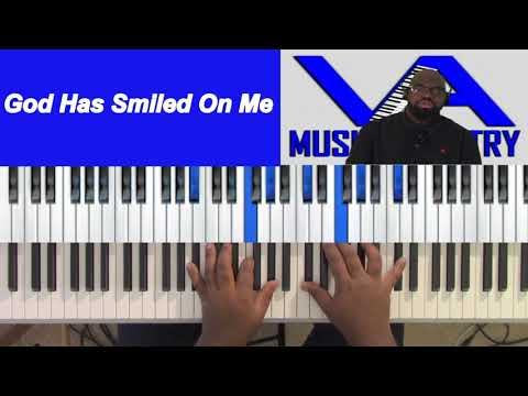 God Has Smiled On Me By James Cleveland