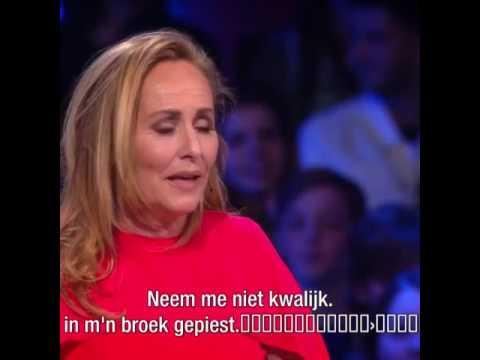 Angela Groothuizen grappige momenten