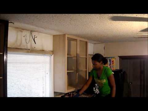 do-it-yourself---kitchen-remodel-vi---staining-wall-cabinets