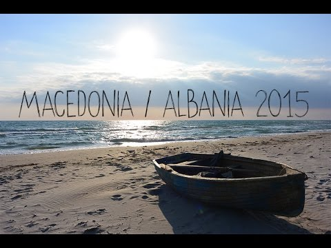 NHTV First Year ITLM • Macedonia & Albania • 2015