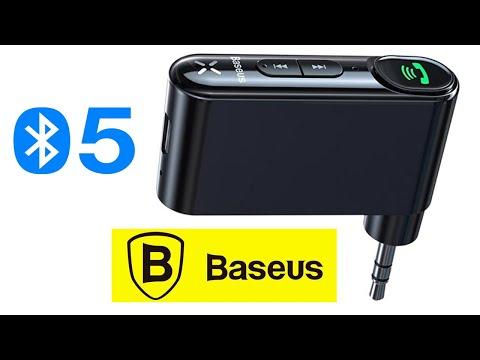 Обзор Baseus Type 7 AUX Car Wireless Receiver BSBA-02 WXQY-01