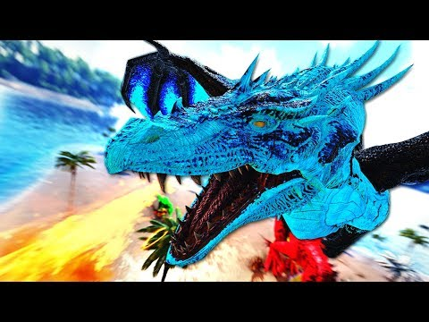 Slaying The Alpha Dragon BOSS + Taming A Prime Dragon! | ARK Survival Evolved: Modded #49
