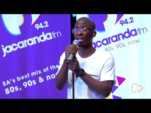 Karabo does a Sam Smith Cover on MBD Unplugged