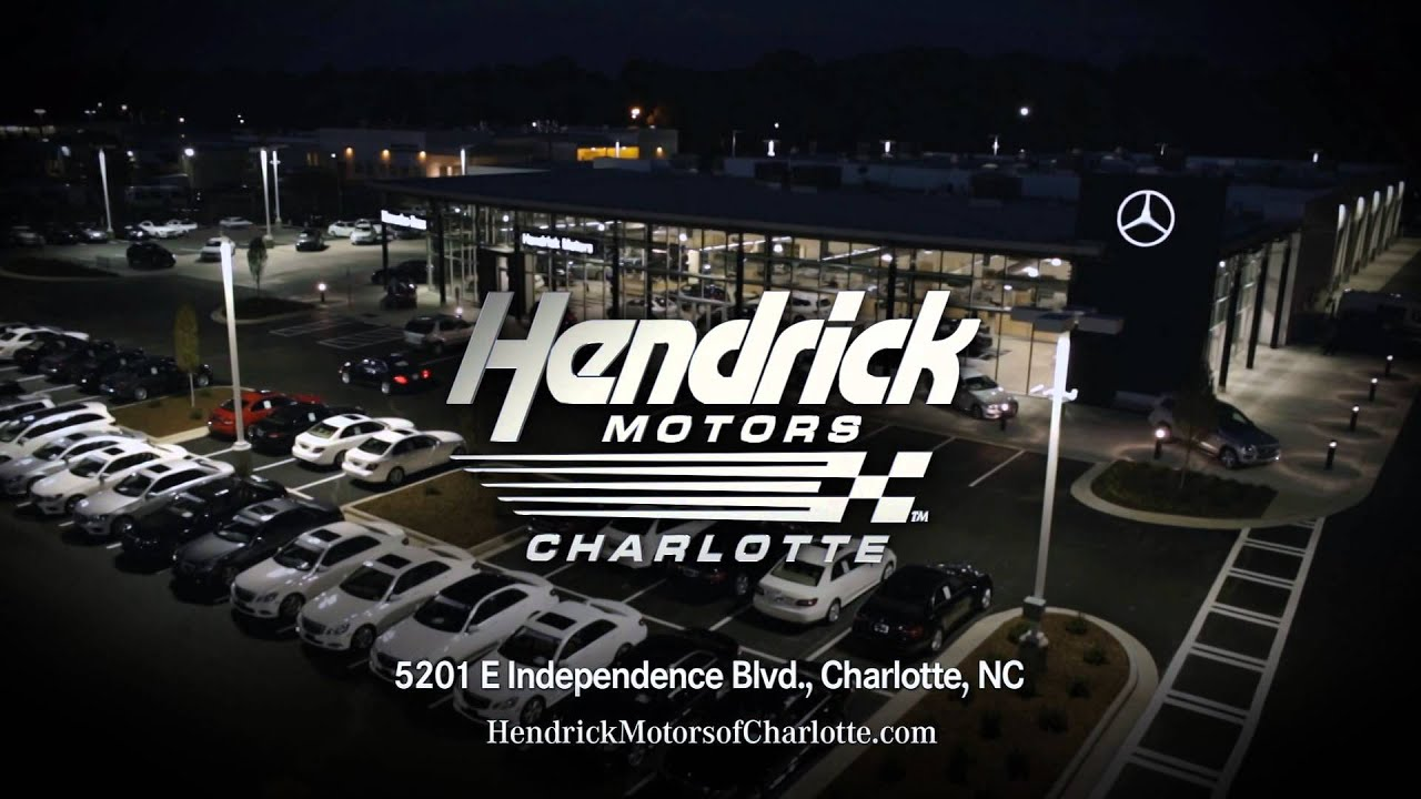 Hendrick Motors Charlotte - Mercedes-Benz - YouTube