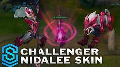 Challenger Nidalee Skin Spotlight - League of Legends
