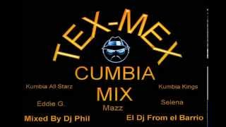 TEJANO CUMBIA TEX MEX/ MAZZ-EDDIE G.-SELENA-K.KINGS-K.ALLSTARS