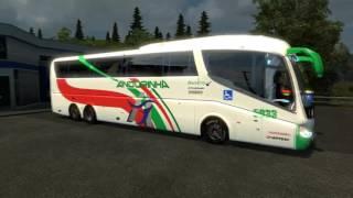 Euro Truck Simulator 2 - IRIZAR PB BUS- 1.21.1s + link