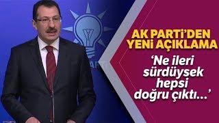 Ali İhsan Yavuz: ''İstanbul'da Kesinli