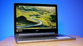 Android Apps On A Chromebook! || Acer Chromebook R 13 (Late 2016) Review