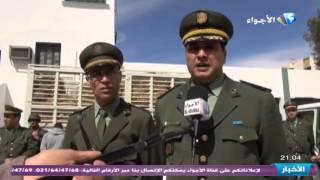 الإطاحة بشبكة دولية لتهريب المخدرات من المغرب إلى ليبيا عبر الجزائر في الجلفة تغطية رضوان غالمي