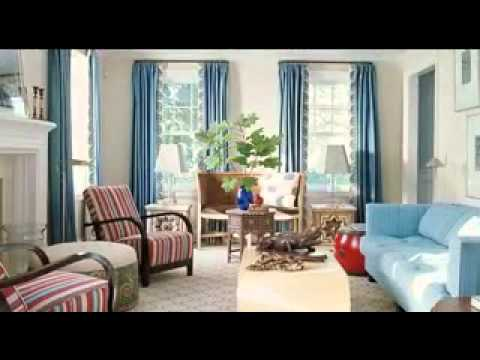 How To Make Living Room Curtains Gray And Red Interior Design Easy Diy Decorating Ideas Youtube