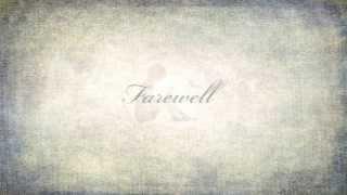 Farewell(