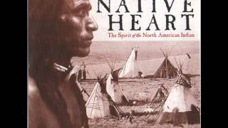 Spirit Flight - Native Heart The Spirit Of The North American Indian William Presland