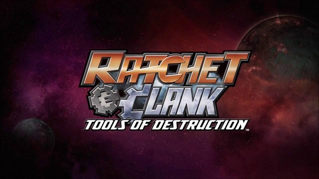 Ps4 Trailer Ratchet Clank Tools Of Destruction Deutsch Hd