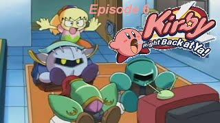 "Kirby Right Back at Ya! (French) épisode 6: La télé ""Non"" réalité"