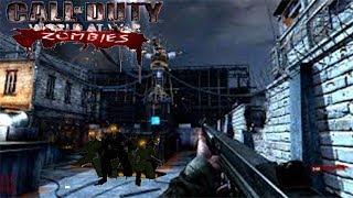 Call Of duty World at War modo zombies (fail)