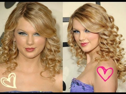 How To: Heatless Taylor Swift Curls!(:
