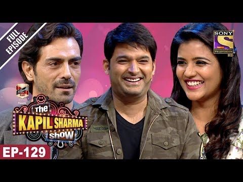 Thumbnail: The Kapil Sharma Show - दी कपिल शर्मा शो - Ep -129 - Fun With The Cast Of Daddy - 20th August, 2017