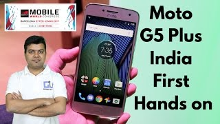 Moto G5 Plus India First Hands on, Comparison, Camera Test, Hindi   Gadgets To Use