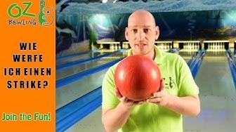 Bowling Tipps für Anfänger - Wie werfe ich einen Strike?