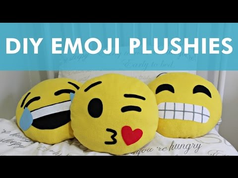 DIY Emoji Plushies | LDP