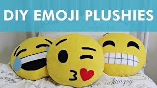 Diy Emoji Plushies | Ldp