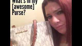 What's in my Purse **TAG** Video! Thumbnail