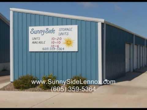 Tea SD Storage - SunnySide Storage Units - YouTube