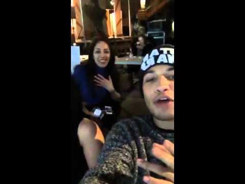 Grease Live! Jordan Fisher, Vanessa Hudgens and Yvette Gonzalez