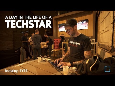 A Day in the Life of a Techstar