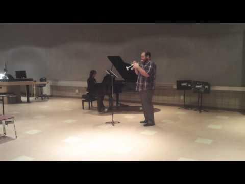 Tartini - Trumpet Concerto Movements I and III