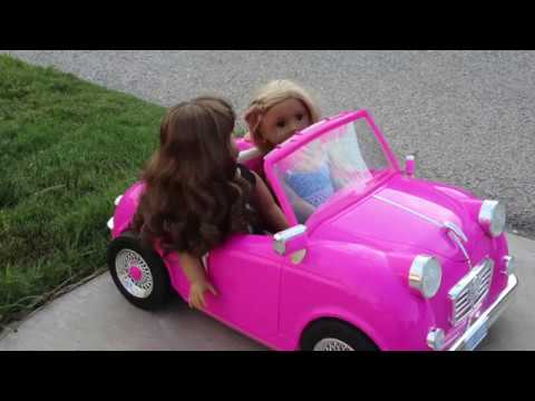 Drivers Ed- American Girl Doll Stopmotion