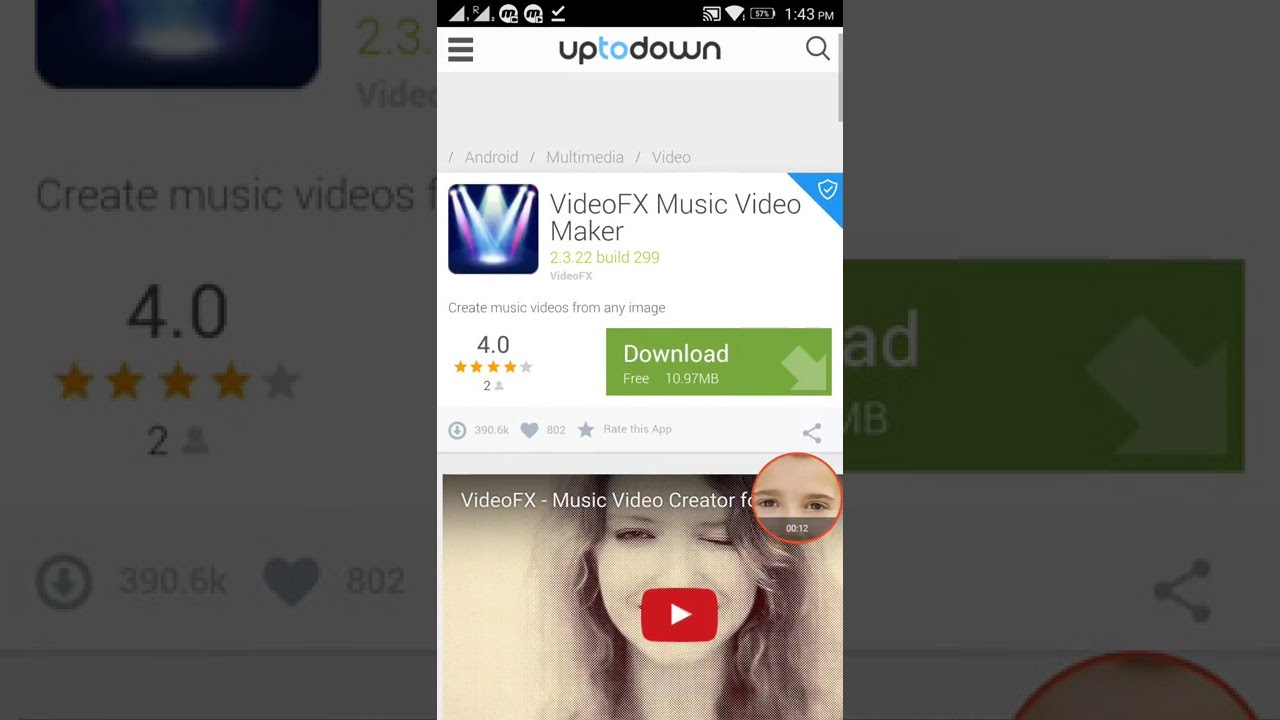 Pro Videofx Music Video Maker And News Android Ios Pc Windows