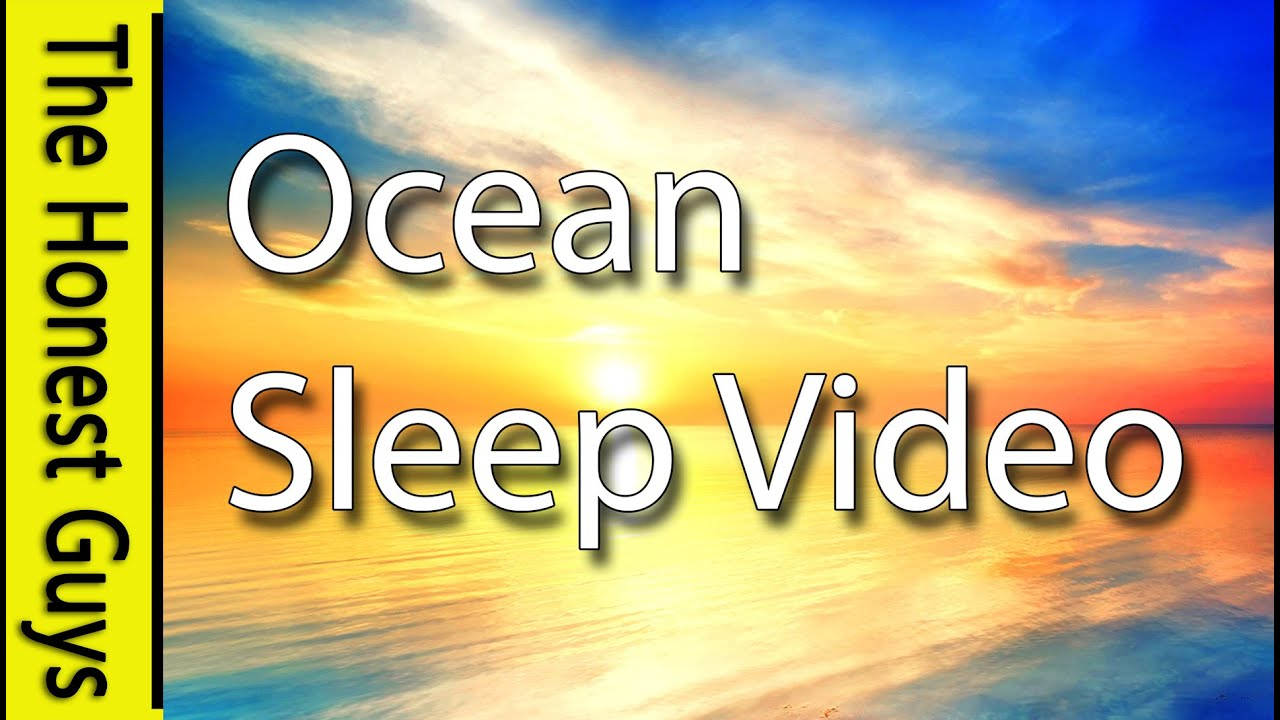 Fall Asleep In Under 30 Minutes Guided Sleep Ocean Nature Sounds Insomnia
