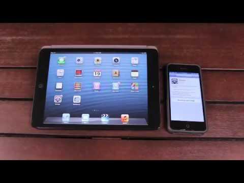 jailbreak 6 0 2 iphone 5 ipad mini news ios 6 1 release youtube