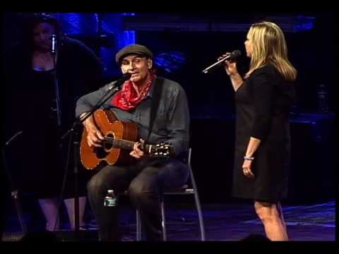 """You Can Close Your Eyes"" - James Taylor at Tanglewood, July 2, 2012"